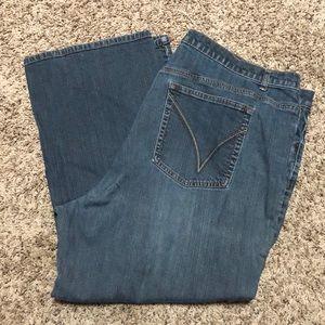 Venezia Bootcut Jeans Size 26 Petite